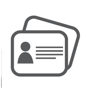 Grafisch ontwerp - Visitekaartje