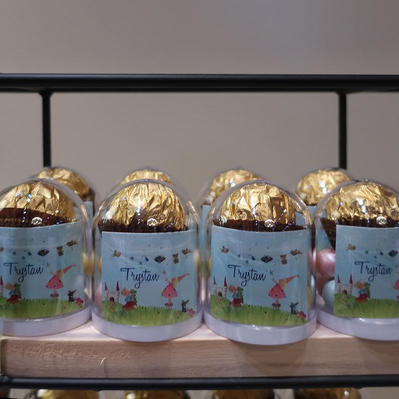 Doopsuiker Choco Choups Ferrero Rocher